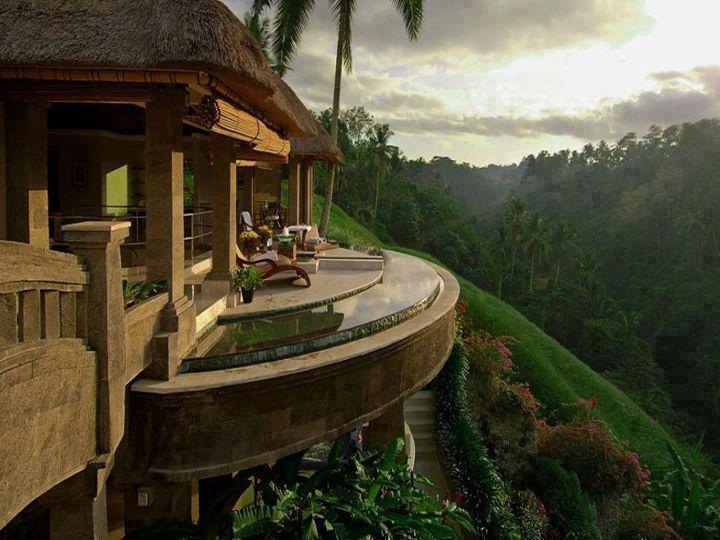 sb Viceroy Bali Hotel, Ubud, Bali.