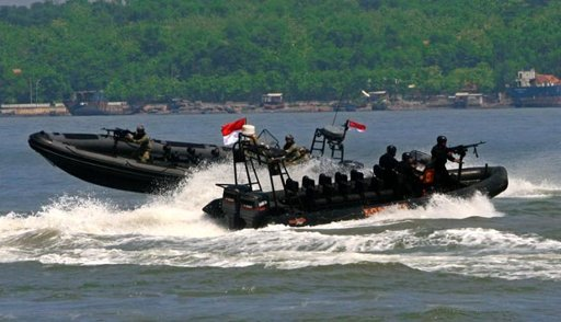 Bali APEC 2013 Navy special force
