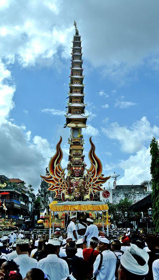 ngaben Ida I Dewa Agung Istri Putra ratu klungkung57