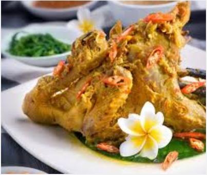 Bali Culinary Ayam Betutu