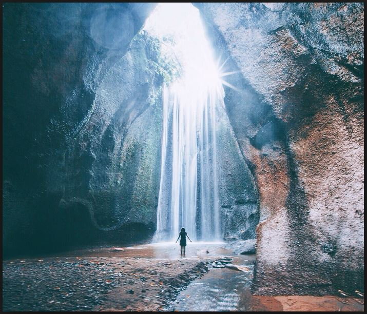Bali Bangli Tukad Cepung Waterfall 1