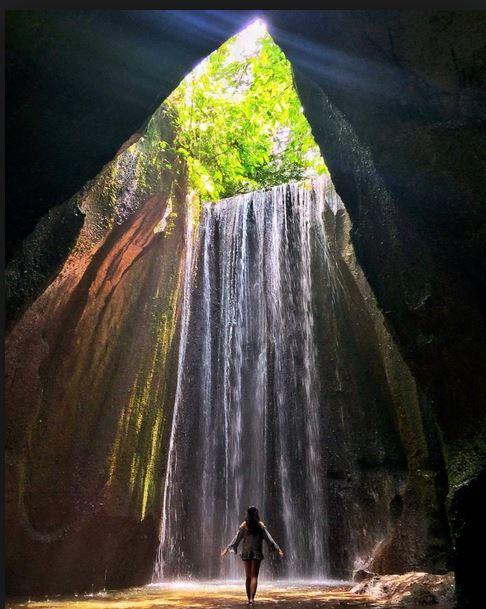 Bali Bangli Tukad Cepung Waterfall 3