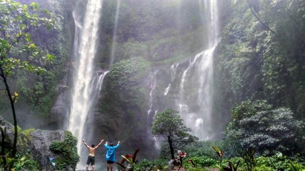 sandybali sekumpul waterfall2